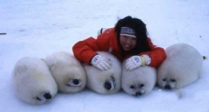 正月十五,闹元宵!带上冰面上的糯米团子,我们走~