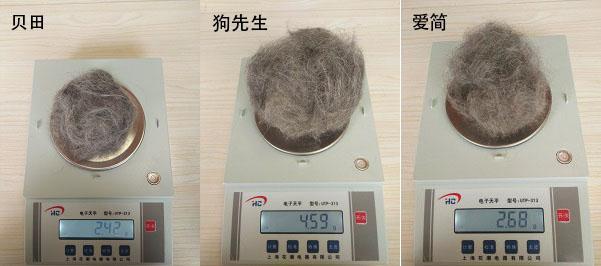 萌爪测评:脱毛梳的大比拼